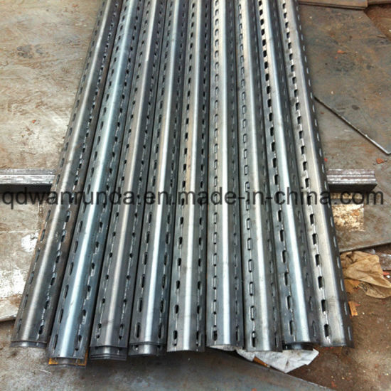 Shelf Perforated Corner Iron