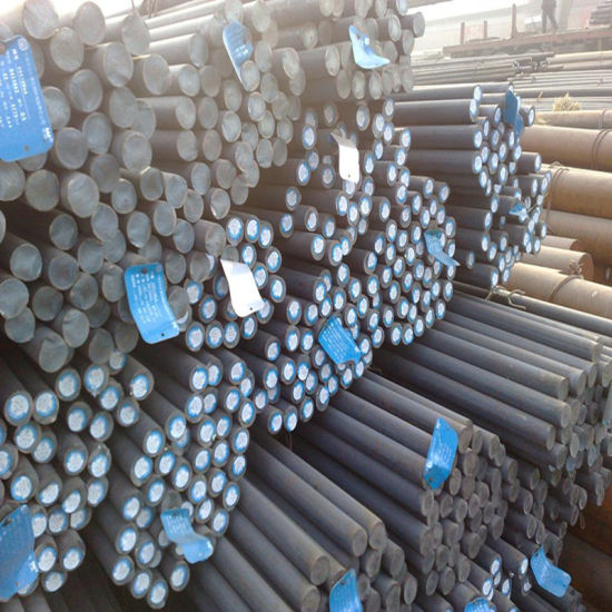 Screw Bolt or Machine Parts Use Round Steel Bar