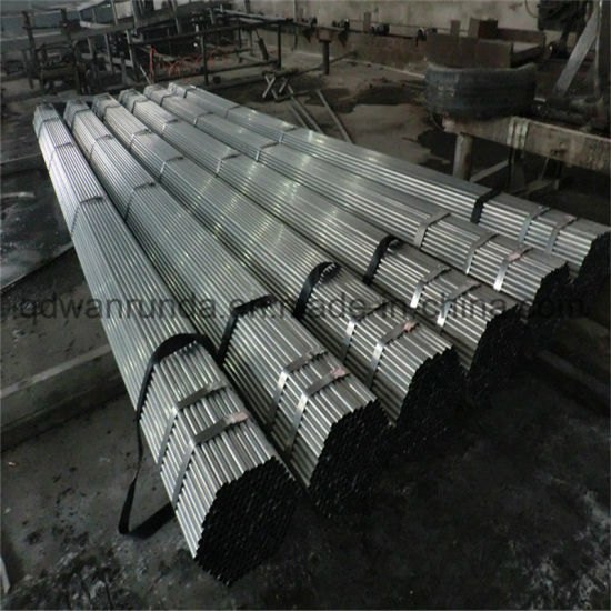 Galvanized Steel Pipe Application for Steel Frame