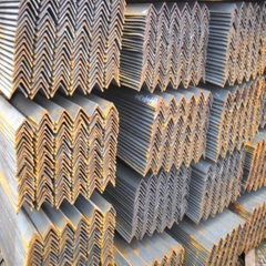 Mild Stee Equal Angle Steel Bars