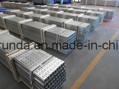 Hot DIP Galvanized Slotted Steel Strut C Channel