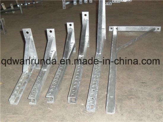 Steel Uni Strut with HDG Surface