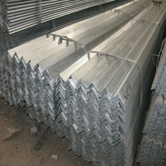 Chinese Standard Corner Iron and Angle Iron