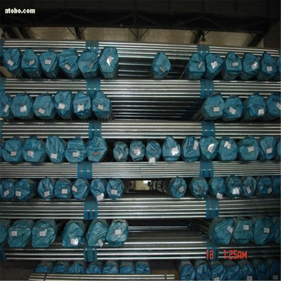 Welded Steel Tube with 240g Galvanized Surface