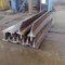 Welded Steel Section with T Shape