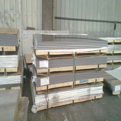 Ss304 Stainless Sheet with 2b Surface