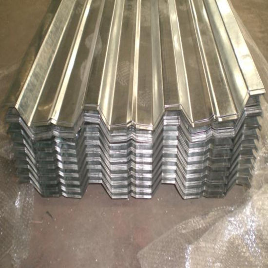Galvanized Steel Corrugated Sheet Use for Building Material
