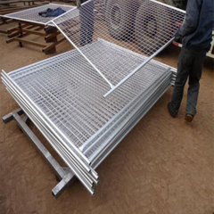 Hot DIP Galvanized Wire Mesh Barrier