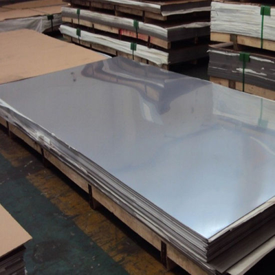 Ss304 Stainless Steel Sheet 2b Surface