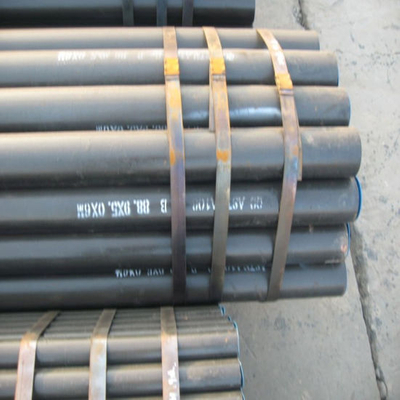 88.9X5mm X 6meters API 5L Gr. B Seamless Steel Pipe