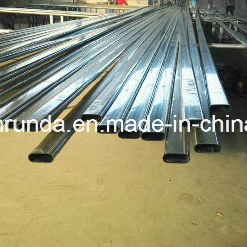Galvanized Steel Oval Tube Use for Furniture