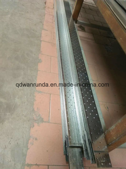 Galvanized Steel Wall Brace