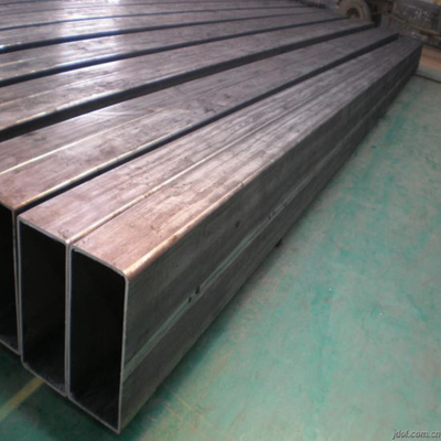 Carbon Steel Welded Rectangular Steel Pipe