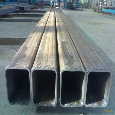 Machine Use Square Steel Tube (Welded steel pipe)