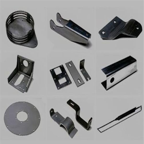 Small Stampings Use as Machine Parts