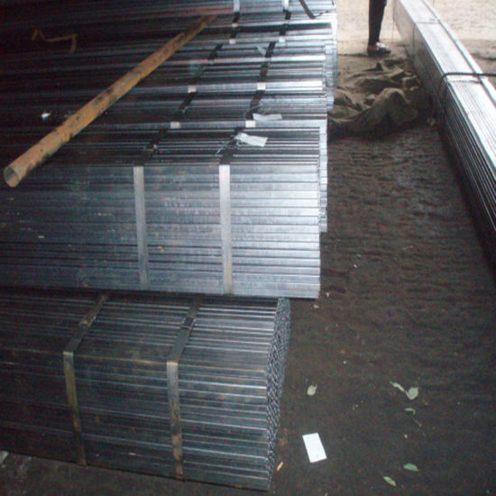 Square Steel Tube with Thin Wall Thickness Cold Rolled