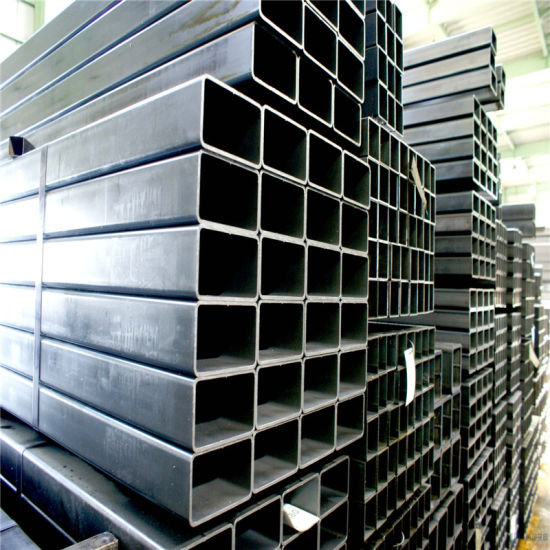 Rectangular Steel Tube with Oiled Surface