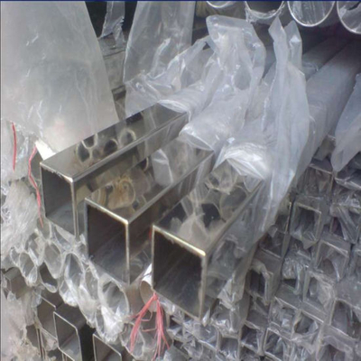 Ss201 Square Stainless Steel Pipe