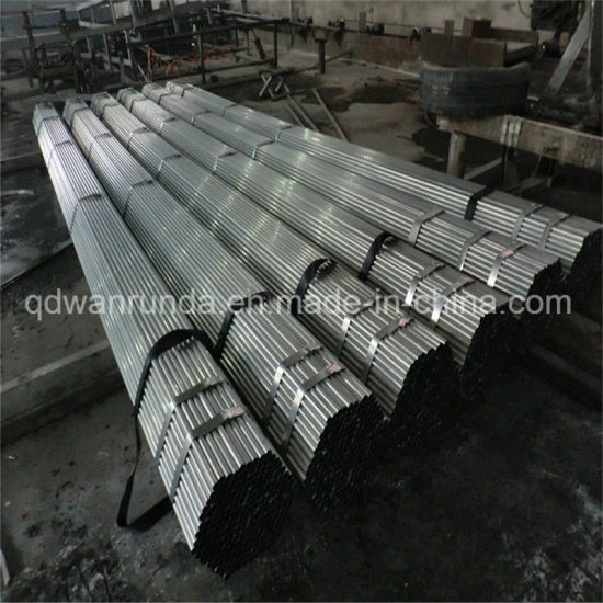Od: 38mm Galvanized Steel Pipes for Construction