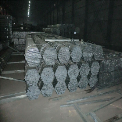 Od: 48mm Galvanized Steel Pipe for Sign