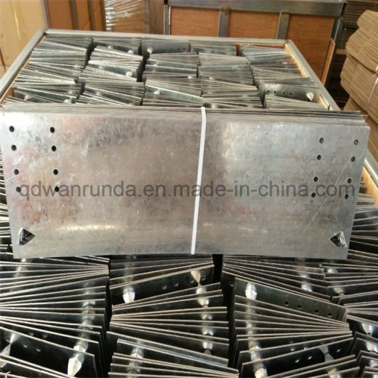 Galvanized Self Nailing Plates