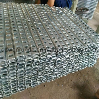 ′t′ Slots Steel Cable Rack