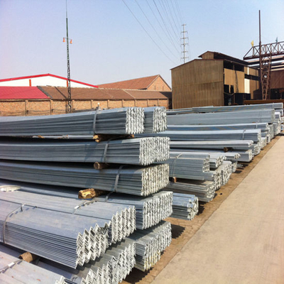 25X25mm - 200X200mm / 25X16mm - 200X125mm Galvanized Iron Angles
