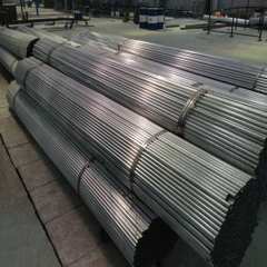 Cr Steel Pipe Use for Fence/Furniture/Billboard