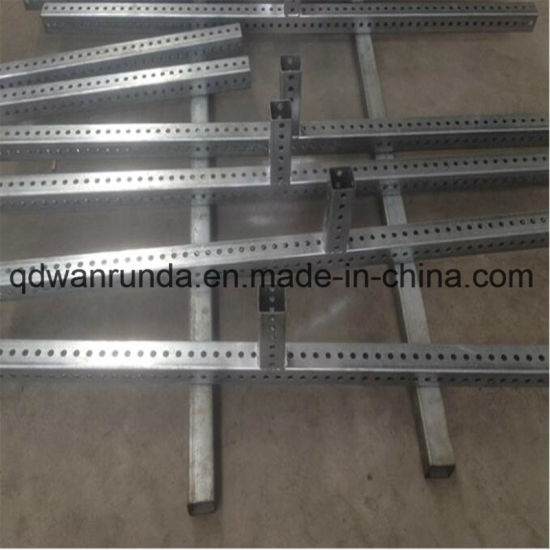 Galvanized Perforated Tube