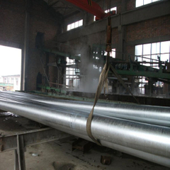 Od323X8mm Hot DIP Galvanized Pipe with 280g Zinc Coat