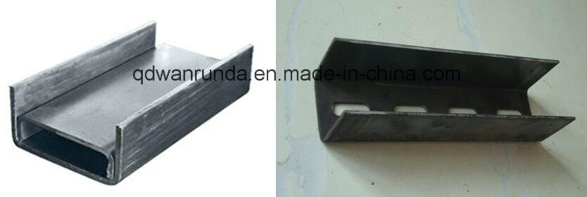 41*41 C And U Slotted Perforated Galvanized Shaped Steel