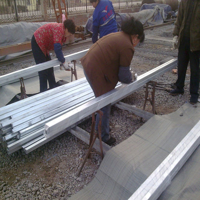 40X40X3mm Hot DIP Galvanized Square Steel Pipe for Steel Frame