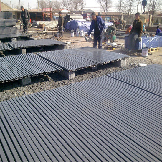 40X40X3mm Surface Painted Square Steel Pipe for Steel Frame