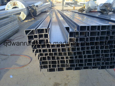 Slotted C/Z/U Channel Steel with Galvanzied Surface