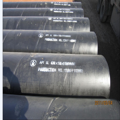 Helical Welded Pipe of API 5L